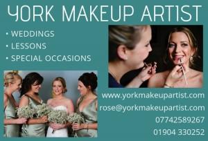 Rose Woodhams Make-up Artist