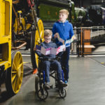 National Railway Museum accessible days out in York