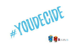 youdecide 2 travelling tots