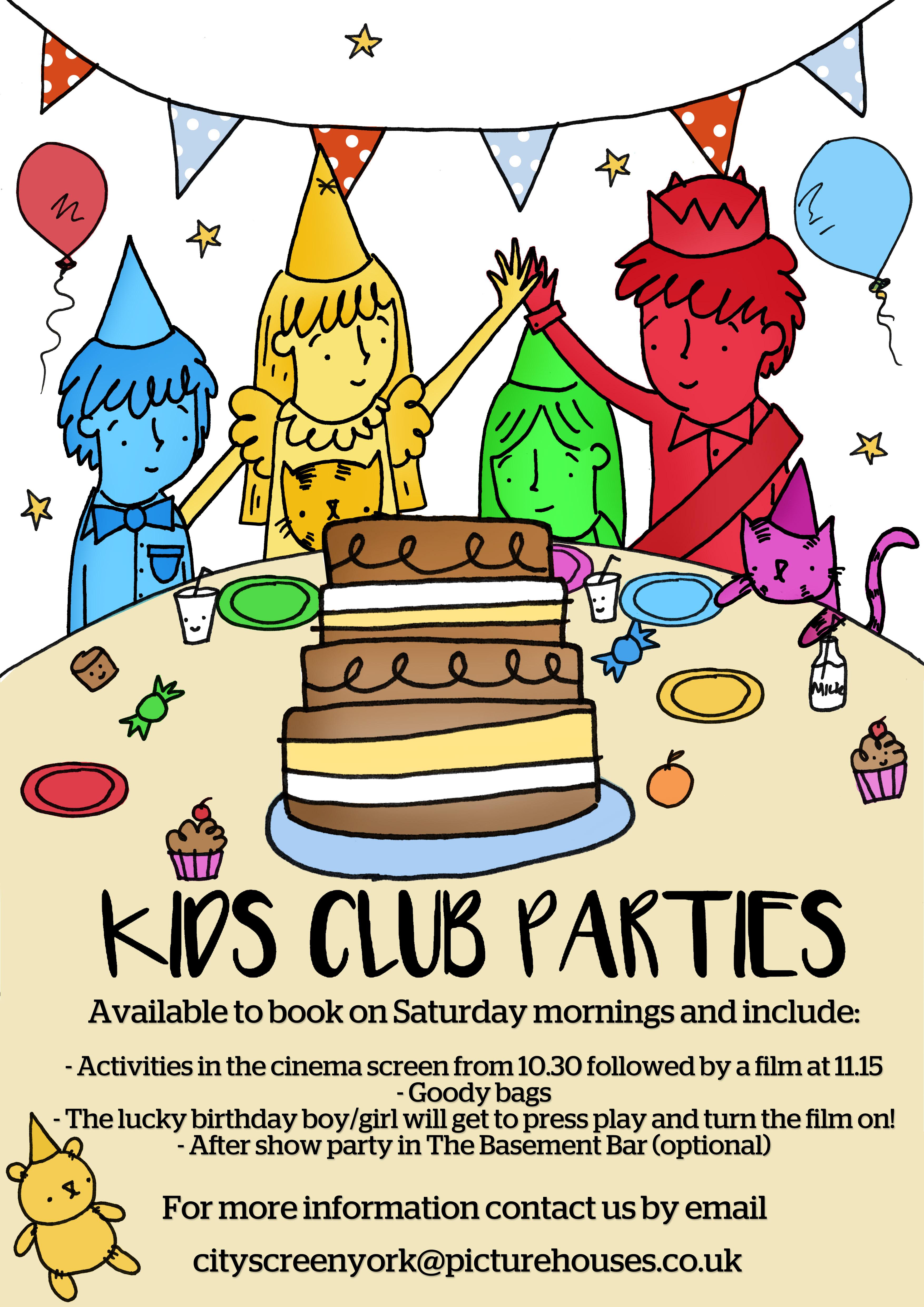 Full Party Providers York Mumbler - Children's birthday parties west yorkshire