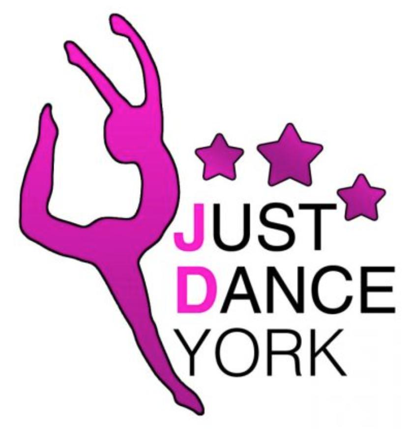 Just Dance York logo