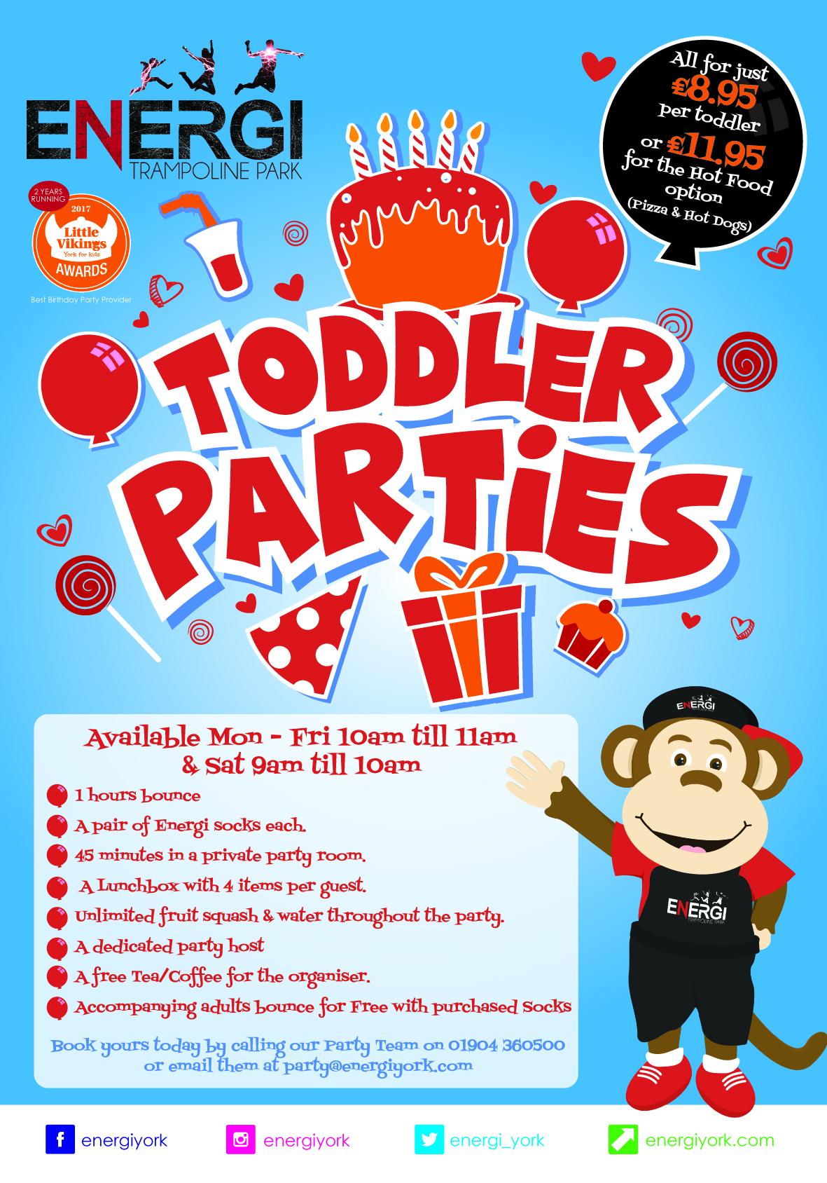 Full Party Providers | York Mumbler