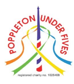 poppleton under 5s logo