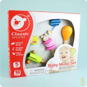 Baby Music Set