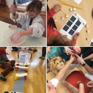 Technology in Play Holiday Club