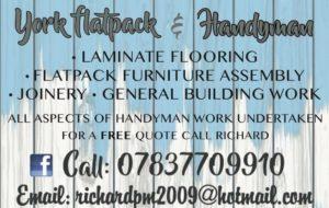 York Flatpack & Handyman Services