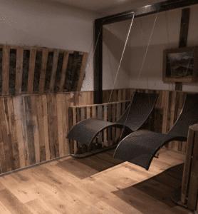Alpamare garden room