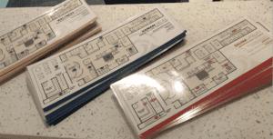 Alpamare treatment cards