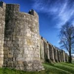 Free things to do in York - City Walls