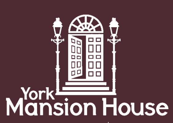 York Mansion House Logo