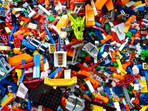 Lots of LEGO