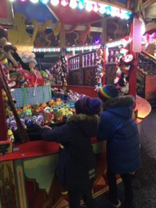 Enjoy the fair at Yorkshire's Winter Wonderland