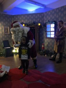 Father Christmas at Castle Museum York
