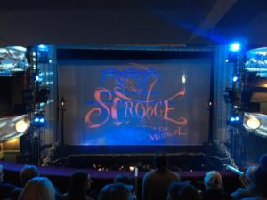 Scrooge at Grand Opera House