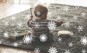 baby christmas music class