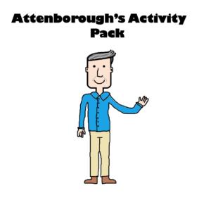 Attenborough Activity Pack