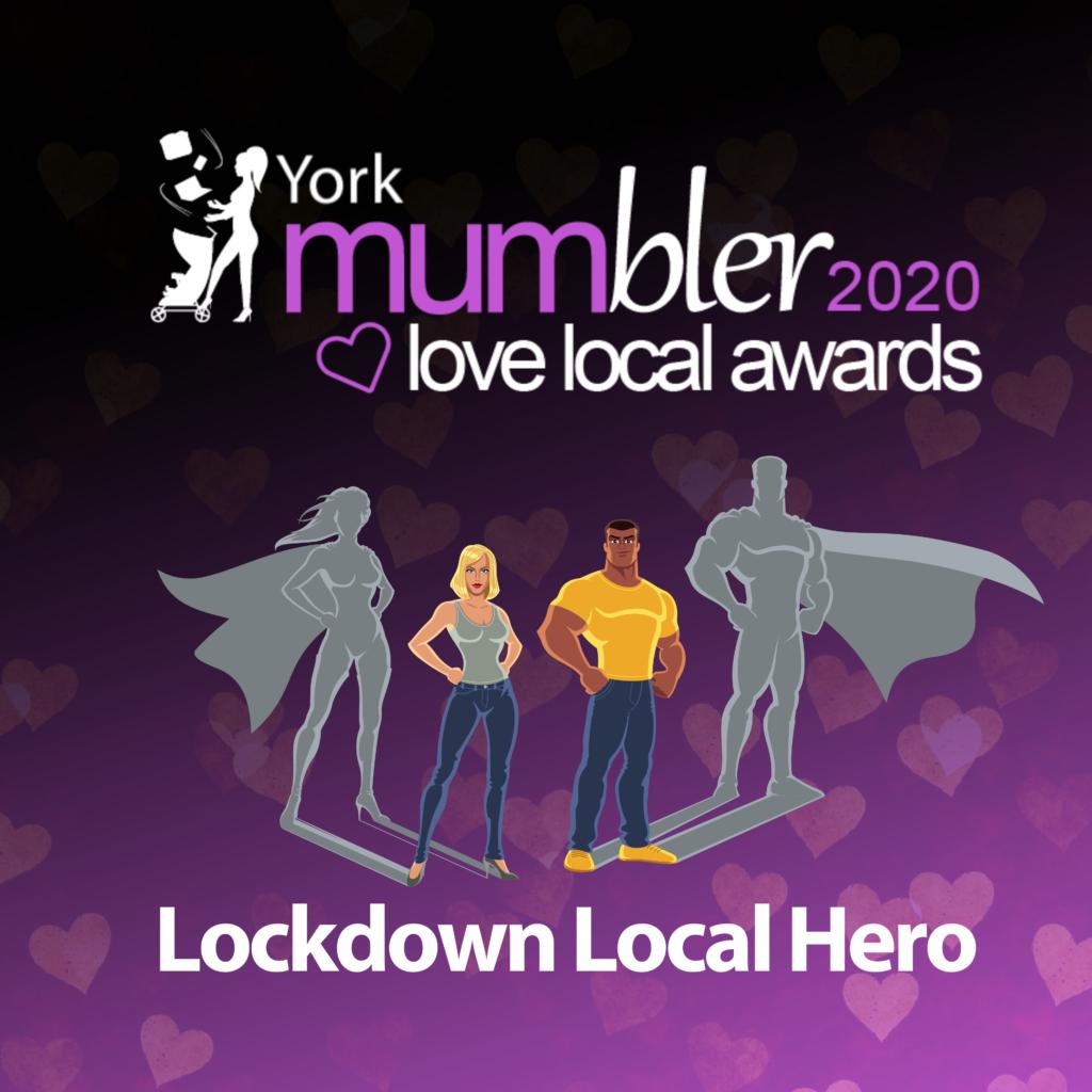 Lockdown Local Hero Award