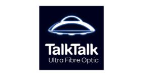 TALK TALK UFO LOGO