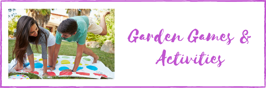 Garden Games and Activities