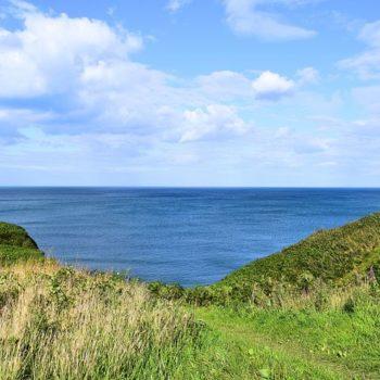yorkshire cliffs