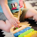 baby music xylophone playing