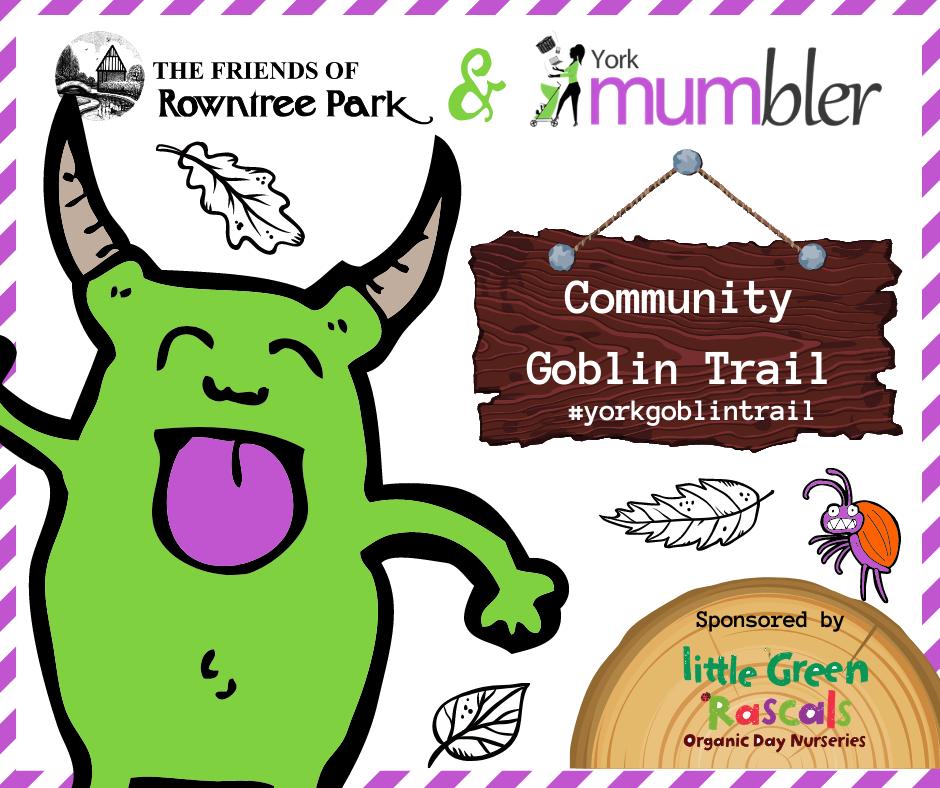 York Mumbler Halloween Community Goblin Trail