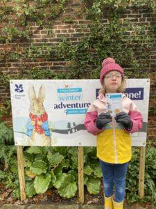Peter Rabbit Activity Trail at Beningbrough Hal