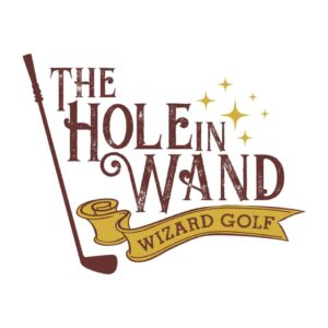 The Hole in Wand Wizard Golf