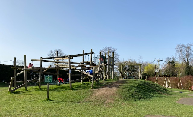Dunnington play area