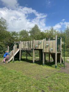 Nelson Lane Play Area, Dringhouses, Yorkequipment