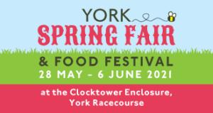 York Spring Fair Small Ad
